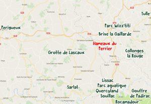 Les lieux incontournables à visiter entre la Dordogne et la Corrèze
