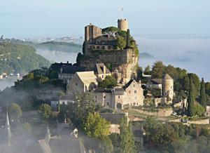 Château de Turenne en Corrèze