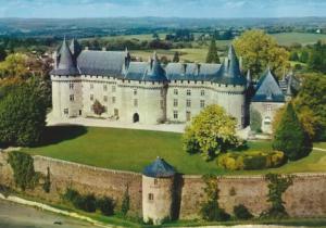 Château de Pompadour proche Lissac