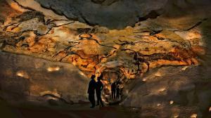 Escapade en Corrèze au grotte de Lascaux