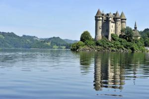 Le château de Val proche Turenne