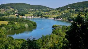 Le lac de Causse Correzien