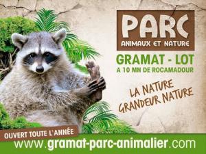 Parc Animalier de Gramat proche Turenne