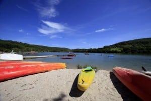 Excursion au Lac des Causses en Canoë proche résidence
